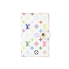 Multicolore Carnet de Bal Mini Address Book