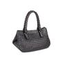 Authentic Second Hand Bottega Veneta Embossed Intrecciato Leather Tote Bag (PSS-594-00003) - Thumbnail 1