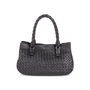 Authentic Pre Owned Bottega Veneta Embossed Intrecciato Leather Tote Bag (PSS-594-00003) - Thumbnail 2