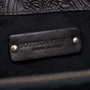 Authentic Pre Owned Bottega Veneta Embossed Intrecciato Leather Tote Bag (PSS-594-00003) - Thumbnail 6