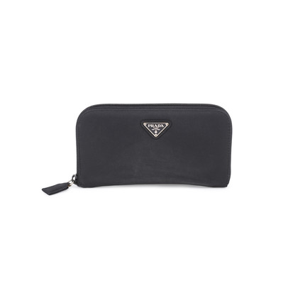 Authentic Pre Owned Prada Zip Long Wallet (PSS-594-00006)