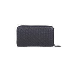 Bottega veneta intrecciato zip around wallet 2?1546843618