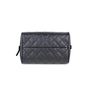 Authentic Pre Owned Chanel Quilted Caviar Bowler Tote Bag (PSS-594-00009) - Thumbnail 3
