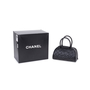 Authentic Second Hand Chanel Quilted Caviar Bowler Tote Bag (PSS-594-00009) - Thumbnail 6
