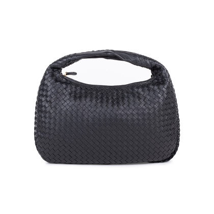 Authentic Pre Owned Bottega Veneta Intrecciato Weave Hobo Bag (PSS-594-00011)