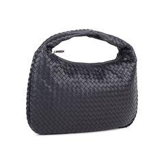 Bottega veneta intrecciato leather weave hobo bag brown 2?1546843749