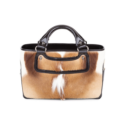 Authentic Second Hand Céline Boogie Springbok Tote Bag (PSS-594-00014)