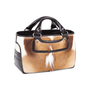 Authentic Second Hand Céline Boogie Springbok Tote Bag (PSS-594-00014) - Thumbnail 1