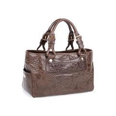 Celine boogie embossed leather tote bag 2?1546843934