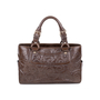 Authentic Pre Owned Céline Boogie Embossed Leather Tote Bag (PSS-594-00015) - Thumbnail 2