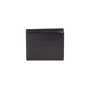 Authentic Second Hand Jean Paul Gaultier Black Embossed Leather Wallet (PSS-594-00016) - Thumbnail 2