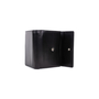 Authentic Pre Owned Jean Paul Gaultier Black Embossed Leather Wallet (PSS-594-00016) - Thumbnail 5
