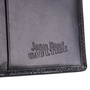 Authentic Second Hand Jean Paul Gaultier Black Embossed Leather Wallet (PSS-594-00016) - Thumbnail 6