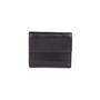 Authentic Second Hand Jean Paul Gaultier Black Embossed Leather Wallet (PSS-594-00016) - Thumbnail 0