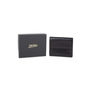 Authentic Second Hand Jean Paul Gaultier Black Embossed Leather Wallet (PSS-594-00016) - Thumbnail 8