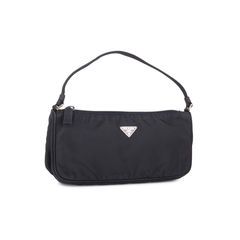 Tessuto Nylon Pochette Bag