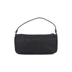 Prada tessuto nylon pochette bag 2?1546844036