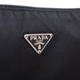 Authentic Pre Owned Prada Tessuto Nylon Pochette Bag (PSS-594-00017) - Thumbnail 3