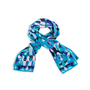 Authentic Pre Owned Emilio Pucci Printed Long Scarf (PSS-193-00099) - Thumbnail 1