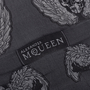 Authentic Pre Owned Alexander McQueen Skull Embroidered Scarf (PSS-193-00090) - Thumbnail 2