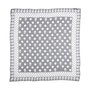 Authentic Pre Owned Alexander McQueen Polkadotted Skulls Scarf (PSS-193-00095) - Thumbnail 0