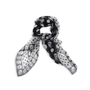 Authentic Pre Owned Alexander McQueen Polkadotted Skulls Scarf (PSS-193-00095) - Thumbnail 1