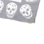 Authentic Pre Owned Alexander McQueen Polkadotted Skulls Scarf (PSS-193-00095) - Thumbnail 2