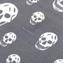 Authentic Pre Owned Alexander McQueen Classic Skull Scarf (PSS-193-00098) - Thumbnail 2