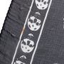 Authentic Pre Owned Alexander McQueen Classic Skull Scarf (PSS-193-00098) - Thumbnail 5