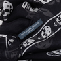Authentic Pre Owned Alexander McQueen Classic Skull Scarf (PSS-193-00098) - Thumbnail 8