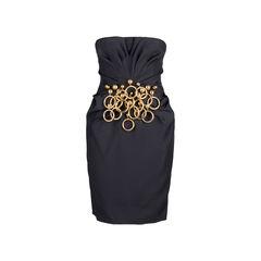 Ringlet Bustier Dress