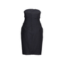 Authentic Second Hand Moschino Ringlet Bustier Dress (PSS-014-00055) - Thumbnail 1