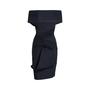 Authentic Pre Owned Roland Mouret Stretch Origami Dress with Ribbon Tie (PSS-014-00056) - Thumbnail 1