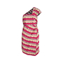 Authentic Pre Owned Carven Tribal Jacquard One Shoulder Dress (PSS-014-00059) - Thumbnail 0