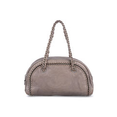 Luxe Ligne Small Bowler Bag