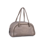 Authentic Pre Owned Chanel Luxe Ligne Small Bowler Bag (PSS-328-00018) - Thumbnail 1