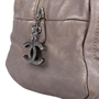 Authentic Pre Owned Chanel Luxe Ligne Small Bowler Bag (PSS-328-00018) - Thumbnail 4