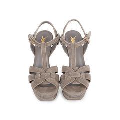 Glitter Effect Tribute Sandals