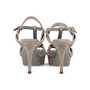 Authentic Second Hand Yves Saint Laurent Glitter Effect Tribute Sandals (PSS-328-00019) - Thumbnail 5