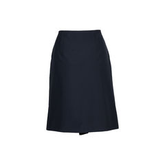 Carven buckle foldover skirt 2?1546939685