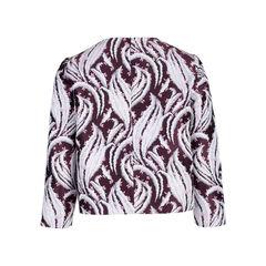 Giambattista valli floral jacquard blouse 2?1546939816