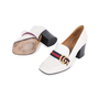Authentic Pre Owned Gucci Peyton Pumps (PSS-377-00054) - Thumbnail 1