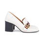 Authentic Pre Owned Gucci Peyton Pumps (PSS-377-00054) - Thumbnail 5
