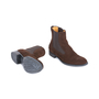 Authentic Second Hand Tod's Suede Chelsea Boots (PSS-377-00058) - Thumbnail 2