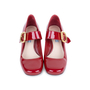 Authentic Pre Owned Prada Patent Mary-Jane Pumps (PSS-377-00060) - Thumbnail 0