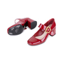 Authentic Pre Owned Prada Patent Mary-Jane Pumps (PSS-377-00060) - Thumbnail 1
