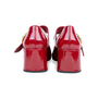Authentic Second Hand Prada Patent Mary-Jane Pumps (PSS-377-00060) - Thumbnail 5
