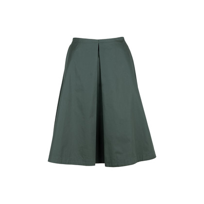 Authentic Second Hand Max Mara Inverted Pleat Skirt (PSS-377-00062)