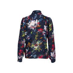 Tomas maier cosmic floral blouse 2?1546940184