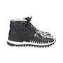 Authentic Second Hand Balmain Mawi Woven Sneakers (PSS-515-00173) - Thumbnail 4